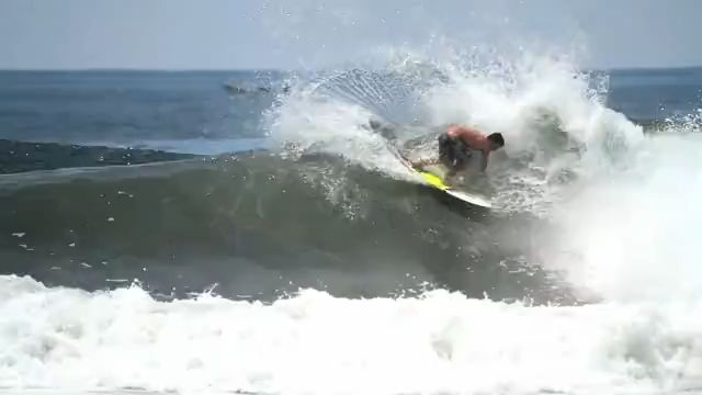 Matt McCabe Catches the Perfect Wave