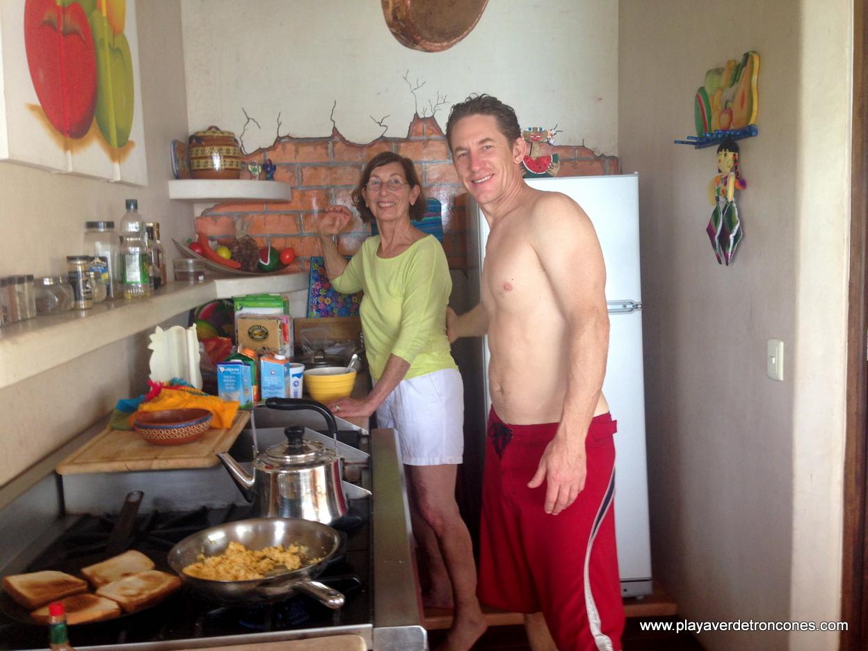 Casa Carolina kitchen (Picture 2/4)